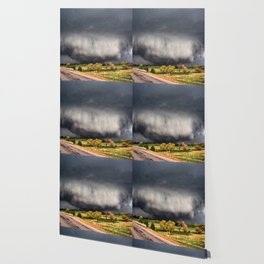 Tornado Day - Storm Touches Down in Northwest Oklahoma Wallpaper