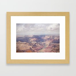 The Grandest of Canyons  Framed Art Print