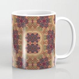 Symmetrical Art // Geometric Art // 2021_020 Coffee Mug