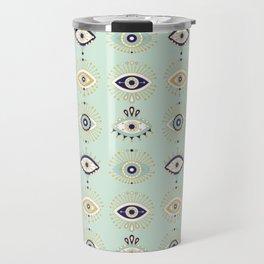 Evil Eye Collection Travel Mug