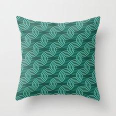Op Art 55 Throw Pillow