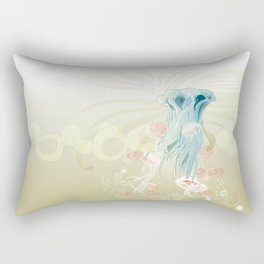 Goblet delight Rectangular Pillow
