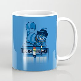 The Cheshire Doctor Coffee Mug
