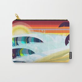 TACO CITY Carry-All Pouch