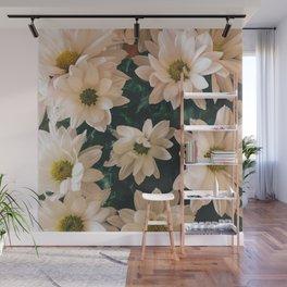 Pushing Daisies Wall Mural