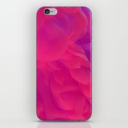 CREATE YOUR LIFE'S COLOR iPhone Skin