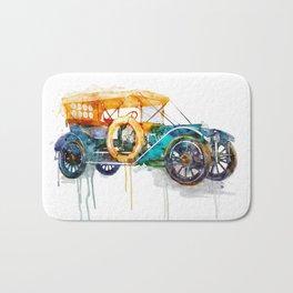 Oldsmobile Bath Mat