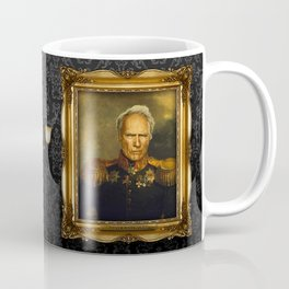Clint Eastwood - replaceface Coffee Mug