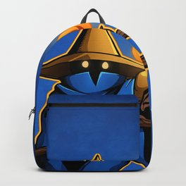 Little Black Mage Backpack