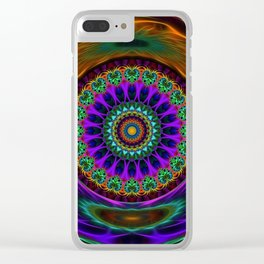 Kaleido Clear iPhone Case