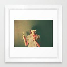Redecorating Framed Art Print
