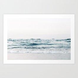 Ocean, waves Kunstdrucke