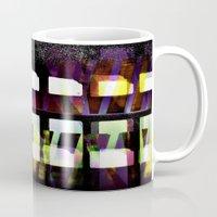 glass Mugs featuring Glass by Anna Brunk