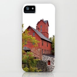 The Chittenden Mill iPhone Case