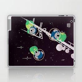 Space Koalas Laptop & iPad Skin