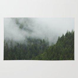 Tree Fog Rug