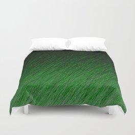 Funky Dark Green Duvet Cover