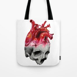 Conflicted Tote Bag