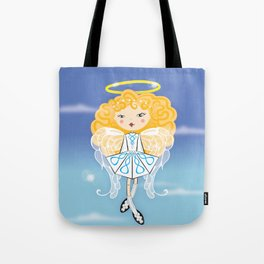 Lil 'Angel' Dancer Tote Bag