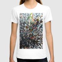 splatter T-shirts featuring Splatter by Magma