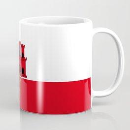 flag of Gilbraltar Coffee Mug
