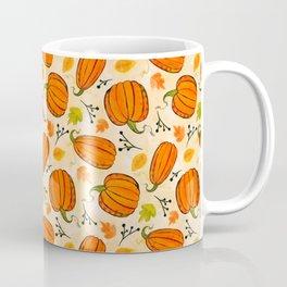 Pumpkins pattern I Coffee Mug