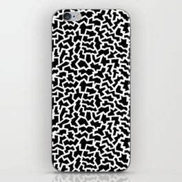 Geo Giraffe iPhone Skin