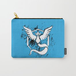 Team Blue Carry-All Pouch