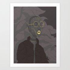 High-flyer V2 Art Print