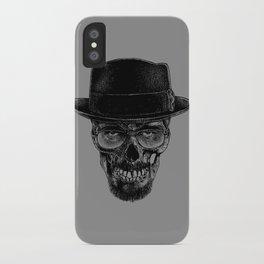 Dead Heisenberg iPhone Case