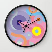 baroque Wall Clocks featuring Modern Baroque by Stop::mashina ~SharenBob