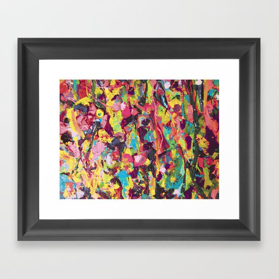 Gum Tree Framed Art Print
