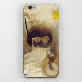 bcsm 001 (captain) iPhone Skin