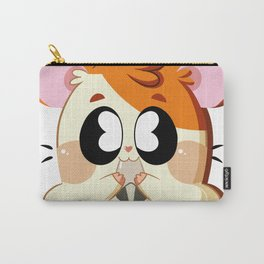 Hamtaro Carry-All Pouch