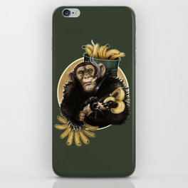Banana wars iPhone Skin