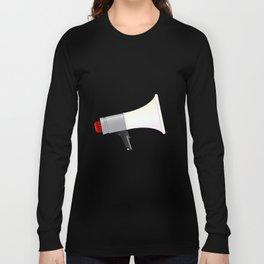 Megaphone Long Sleeve T-shirt