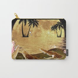 Denial Is A River In Egypt Carry-All Pouch