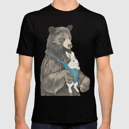 the bear au pair T-shirt