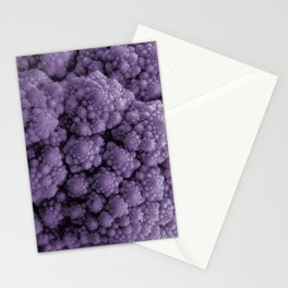 fractal growth Stationery Cards