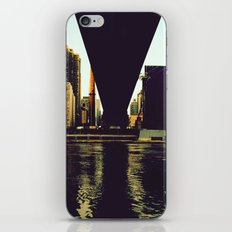 Under the Bridge iPhone & iPod Skin
