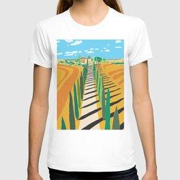 Tuscan Memories T-shirt