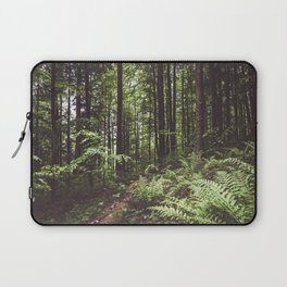 Woodland - Landscape and Nature Photography Laptop Sleeve