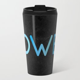 Power of the light Travel Mug