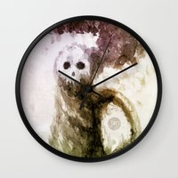 let it go Wall Clocks featuring Let Go by Jæn ∞