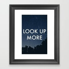 look up more Framed Art Print