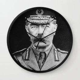 Lord Herbert Kitchener Wall Clock