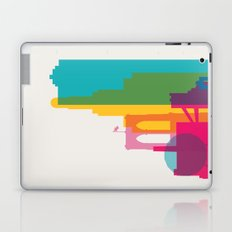 Shapes of Brooklyn. Accurate to scale Laptop & iPad Skin