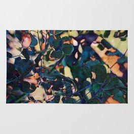 Autumn Collage Rug