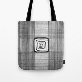 Hypnotartan Tote Bag