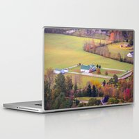 tennessee Laptop & iPad Skins featuring Tennessee Country by Mary Timman